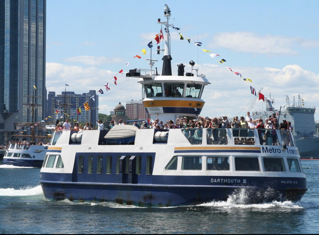 Image of Dartmouth III Ferry