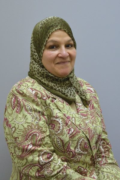 Amal Hamdy