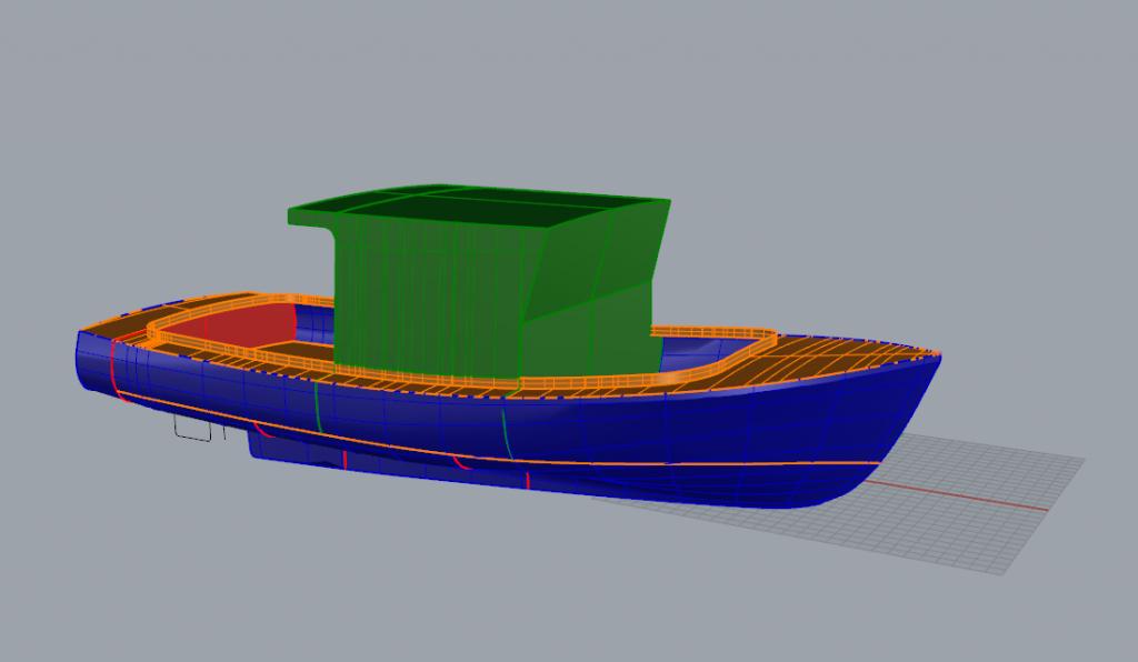 3D Modeling Render - 13016