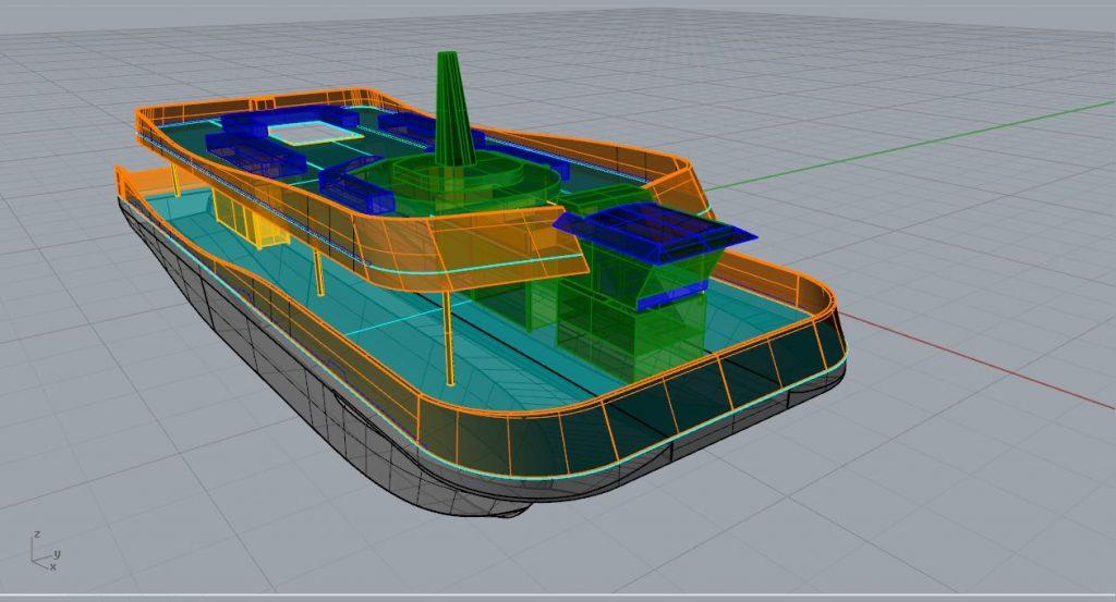 3D Modeling Render 12014-12075