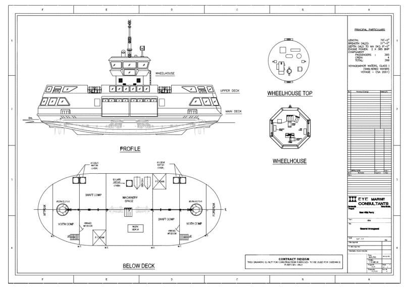 Halifax Transit Ferries – E.Y.E. Marine Consultants