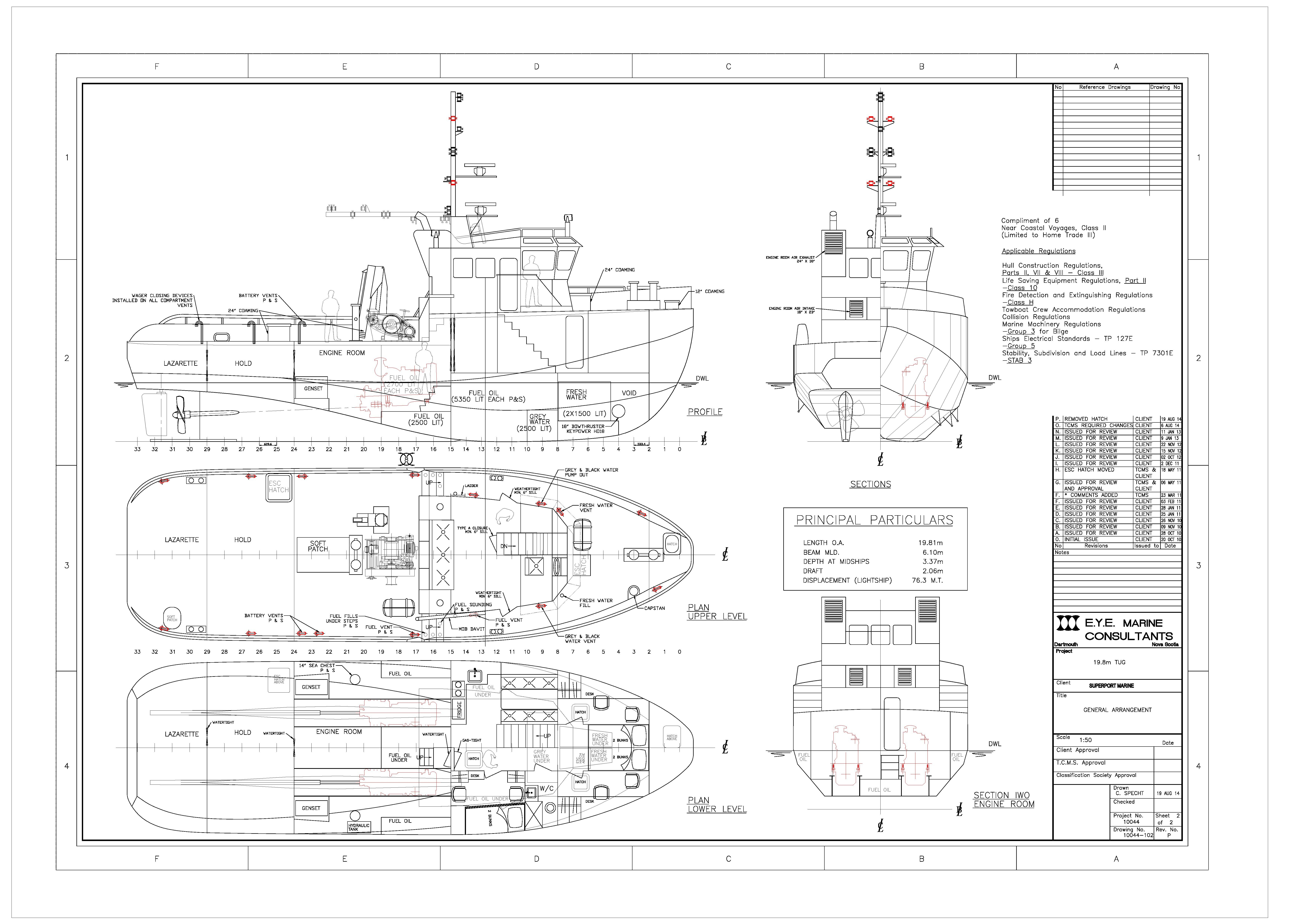 Tugboat Wiring Diagram Wiring Diagram Forward